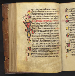 Psalm 40 (41), in  a Psalter